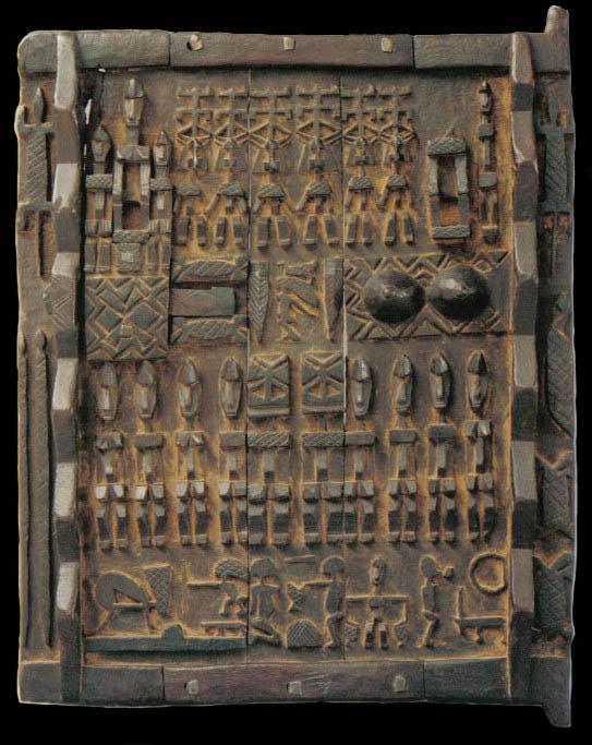 Museoartpremier porte dogon agropolis museum montpellier for Les portes logiques de base